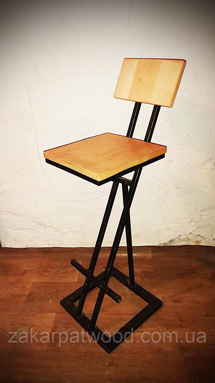 Барный стул лофт 80см (L_39)