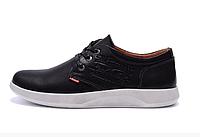 Мужские кожаные туфли Levis, фото 1