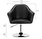 Парикмехерское кресло CHAIR, фото 5
