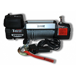 Лебедка HEW-8500, 12V, 3,85т, X Power series, Waterproof (7321113)