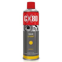 Смазка литиевая CX-80 500мл, спрей