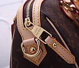 Сумка Луи Витон, канва Monogram, кожаная реплика, фото 7