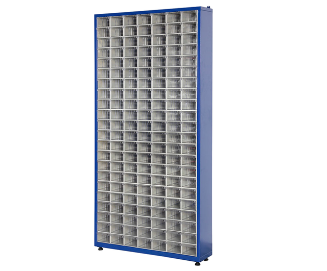Шкафы с пластиковыми ящиками