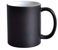 Чашка для сублімації хамелеон матова 330мл (серія PREMIUM)