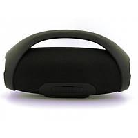 Портативная bluetooth колонка Boombox BIG FM MP3 Чёрная, фото 1