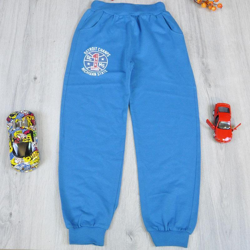 Детские спортивные штаны ,трикотаж, для мальчика 9-12 лет (4 ед в уп)