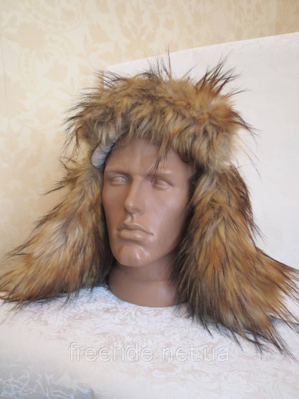Теплая лыжная шапка-ушанка North Bend (58)