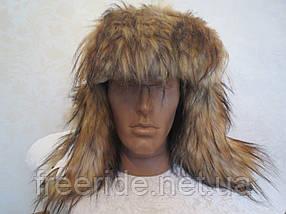 Теплая лыжная шапка-ушанка North Bend (58), фото 2