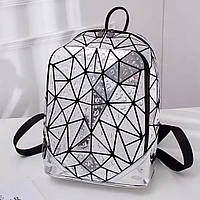 Женский рюкзак – Бао Бао блестящая Амина, Bao Bao Issey Miyake, фото 1