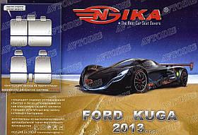 Авточехлы Ford Kuga II 2013-2017 Nika