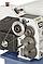 PROFI 550LZ комбинированный токарный настольный станок по металлу, токарно фрезерный станок Bernardo, фото 4