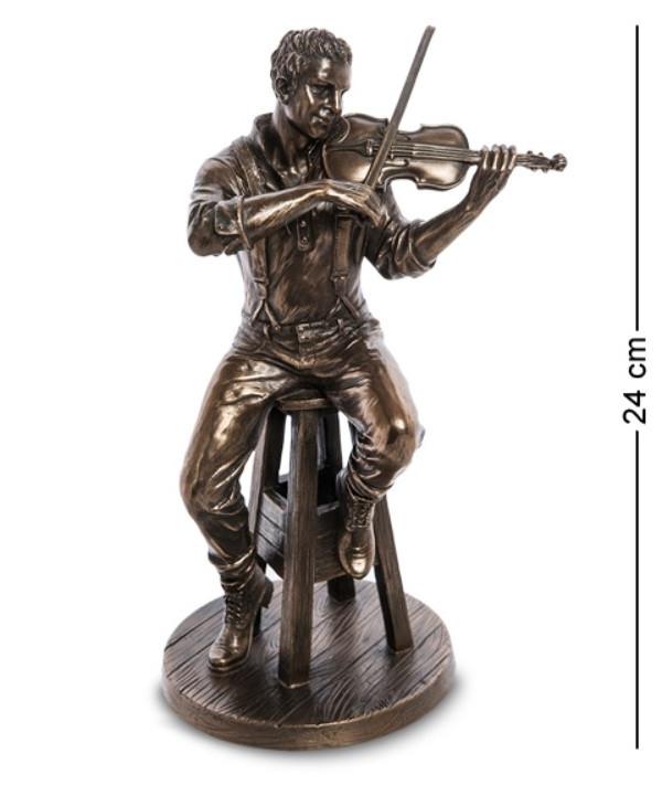 Статуэтка Скрипач Genesis by Veronese WS-961
