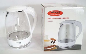 WIMPEX WX 810 Электрический дисковый чайник, фото 2