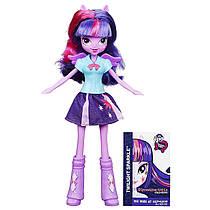 Кукла Май литтл Пони Сумеречная искорка Твайлайт Спаркл My Little Pony Equestria Girls Twilight Sparkle