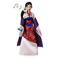 Поющая кукла Мулан Дисней 2019 Mulan Singing Disney музыкальная поет