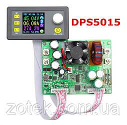 RIDEN DPS5015 (V2.5) 0-50V 0-15A 750Вт Лабораторный Понижающий блок модуль питания с цифровым управлением