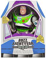 Интерактивный Говорящий Базз Светик Лайтер История игрушек Buzz Lightyear Disney Дисней 30 см оригинал