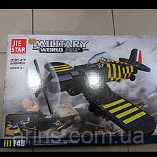 Конструктор самолет F4U 280х104