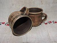 Чашка глиняна  0,25л