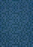 Плитка Березакерамика Квадро стена  синий 250*350 для ванной,гостинной.