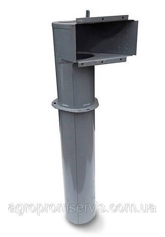 Кожух шнека колосового (малого) комбайна СК-5 Нива 54-2-20-1В, фото 2