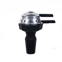 Комплект чаша силіконова+регулятор спека AMY Deluxe Mit Heat Box, фото 2