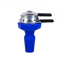 Комплект чаша силіконова+регулятор спека AMY Deluxe Mit Heat Box, фото 3