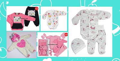 Одежда для новорожденных от 0 до 18 мес.