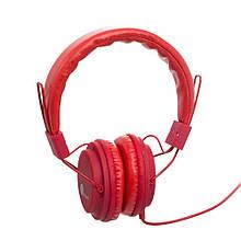 Навушники шкіряні Sonic Sound E322B/MP3, Колір Чорний 70, AUX, Цілісні і слайдер, Пластик soft touch, Шкіра, Немає, Одностороннє, немає, Дротовий, Стерео,