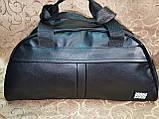Спортивная сумка off white Унисекс последние искусств кожа/Сумка из искусственной кожи (только ОПТ), фото 2
