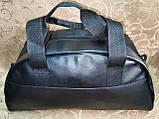 Спортивная сумка PUMA Унисекс последние искусств кожа/Сумка из искусственной кожи (только ОПТ), фото 3