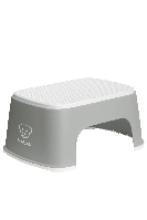 BABYBJORN Стульчик – подставка, grey/white, фото 1