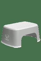 BABYBJORN Стульчик – подставка, grey/white