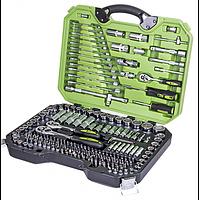"""Универсальный набор инструмента Alloid НГ-4218П, 1/4"""" и 3/8"""" и 1/2"""""""