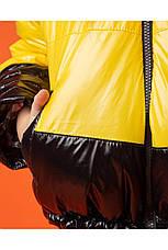 Детская демисезонная куртка для девочки vkd 19, размеры 134, 140, 146, 152, 158, 164, фото 2
