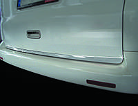 Накладка на кромку багажника  Volkswagen T-5 нержавейка