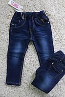 Утепленные джинсы на флисе 1 год