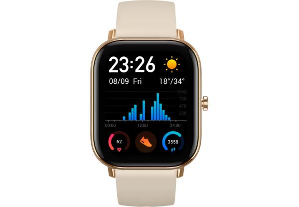 Смарт-годинник Amazfit GTS Gold