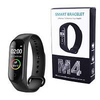 Фитнес-браслет м4,шагомер Smart bracelet M4 | Аналог Xiaomi Mi Band 4