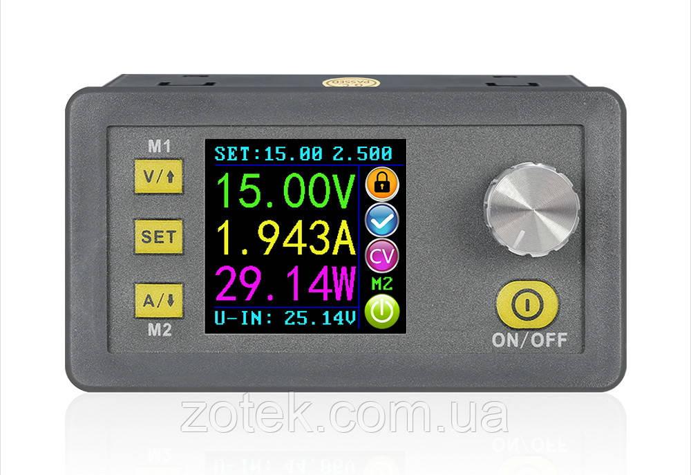 RIDEN DPS3005 0-32V 0-5A 160Вт Лабораторный Понижающий блок модуль питания с цифровым управлением