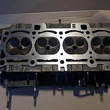 Головка блока цилиндров ГБЦ 1500 1.5 16 кл ВАЗ 2110 2111 2112 голова двигателя мотора в сборе бу