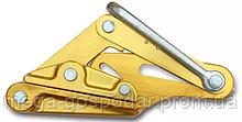 Зажим для кабеля СИП 95-120, монтажный зажим 95-120 для натяжки кабеля СИП