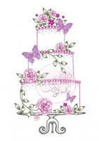 Штамп Wedding Cake