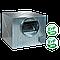 Центробежный вентилятор с вперед загнутыми лопатками в звуко-теплоизолированном корпусе КСД 315/250x2 C-4E, фото 2
