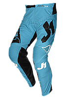 Мото штаны JUST1 J-FLEX ARIA синий/чёрный/белый