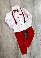 Детский нарядный костюм для мальчика 92,98,104 (на  2,3,4 года) Турция