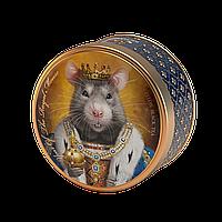 Чай с символом 2020 года Ричард Королевские Мыши черный цейлонский 30 г в жестяной банке