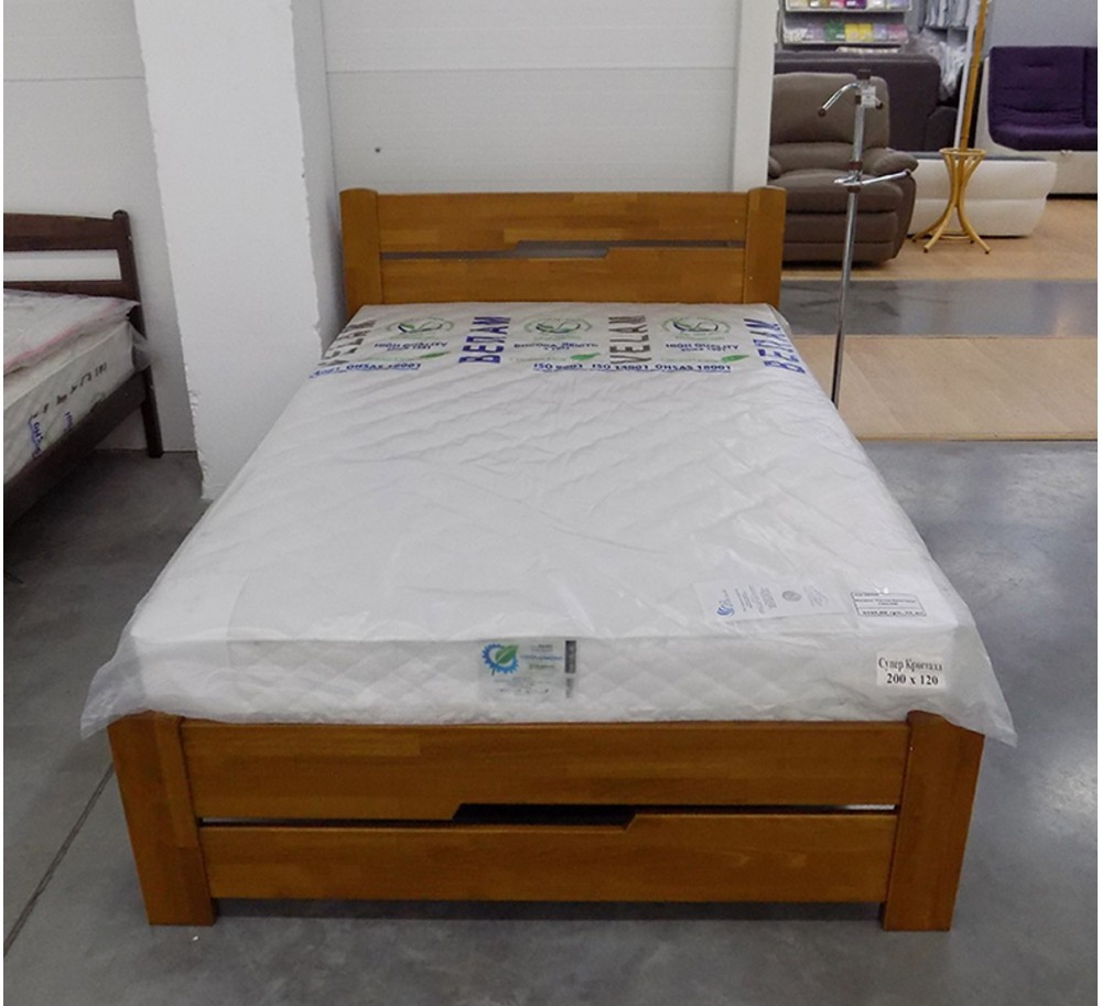 Кровать Айрис  .ТМ Олимп