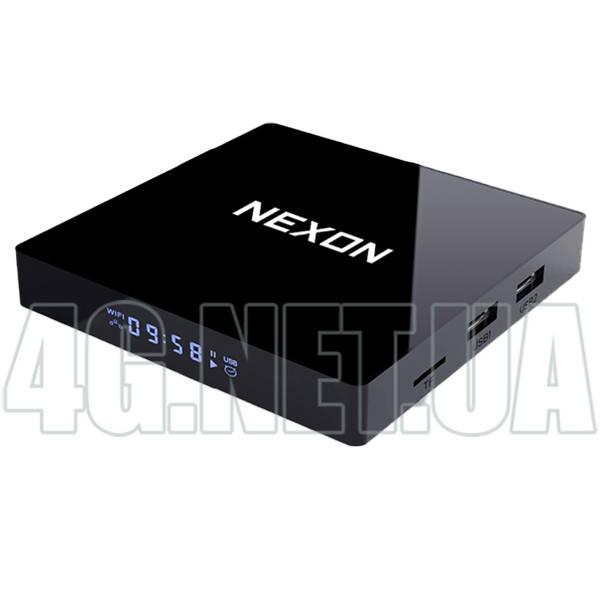 Смарт ТВ приставка Nexon x9 (4/64), фото 2