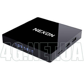 Смарт ТВ приставка Nexon x9 (4/64)